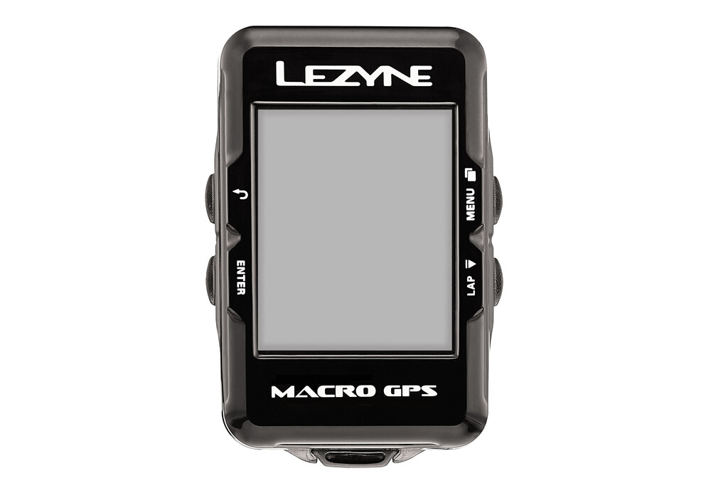 lezyne macro gps fahrradcomputer mit herzfrequenzmessger t schwarz online kaufen bei bikester. Black Bedroom Furniture Sets. Home Design Ideas